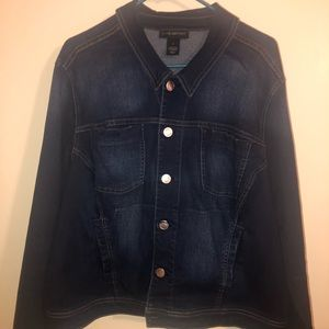 Jean Jacket bought from Lane Bryant